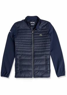 Lacoste Men's Sport Long Sleeve Padded Golf Jacket  S/M