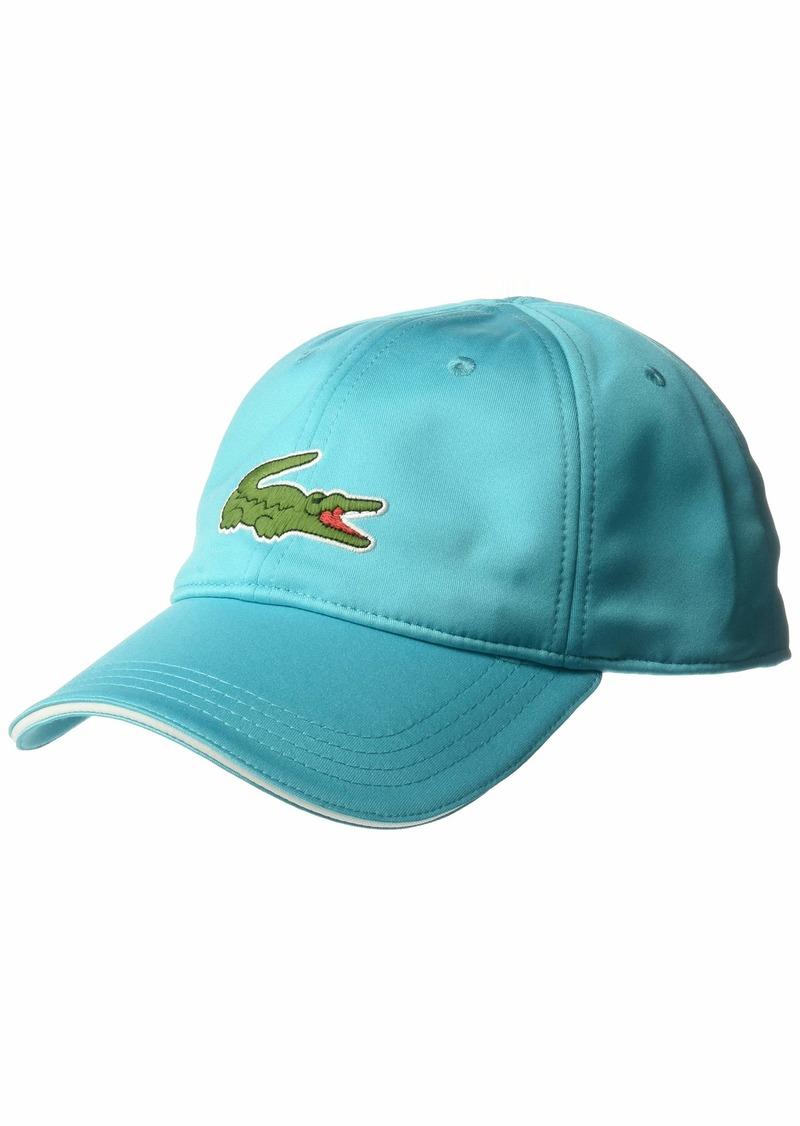 Lacoste Men's Sport Miami Open Edition Croc Cap  S/M