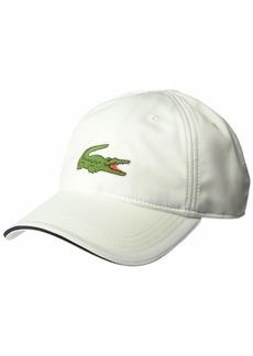 Lacoste Men's Sport Miami Open Edition Croc Cap  M/L
