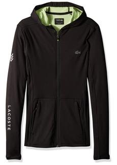 Lacoste Men's Sport Midlayer Tennis Sweatshirt