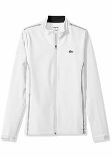 Lacoste Men's Sport Novak Midlayer Zip Sweatshirt  4X-Large