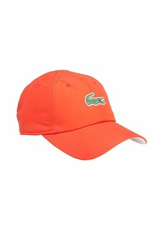 Lacoste Men's Sport Novak On Court Wordplay Hat