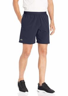 Lacoste Mens Sport Novak Stretch Woven Short Shorts  XL