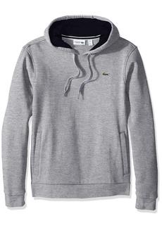Lacoste Men's Sport Pull Over Hoodie Fleece Sweatshirt SH2128