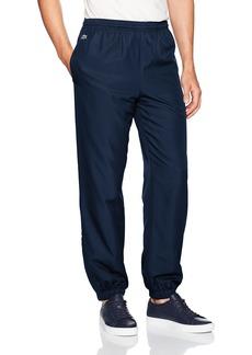 Lacoste Men's Sport Taffetta Pant with Side Zip Detail XH120T