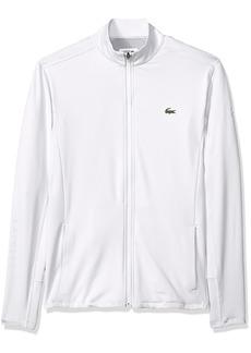 Lacoste Men's Sport Zip Sweatshirt-Novak Collection