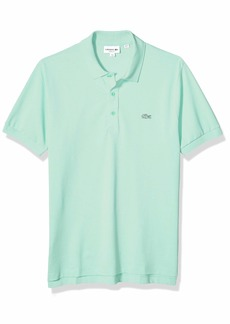 Lacoste Men's S/S ICE Pique Cotton Classic FIT Polo ASPERA