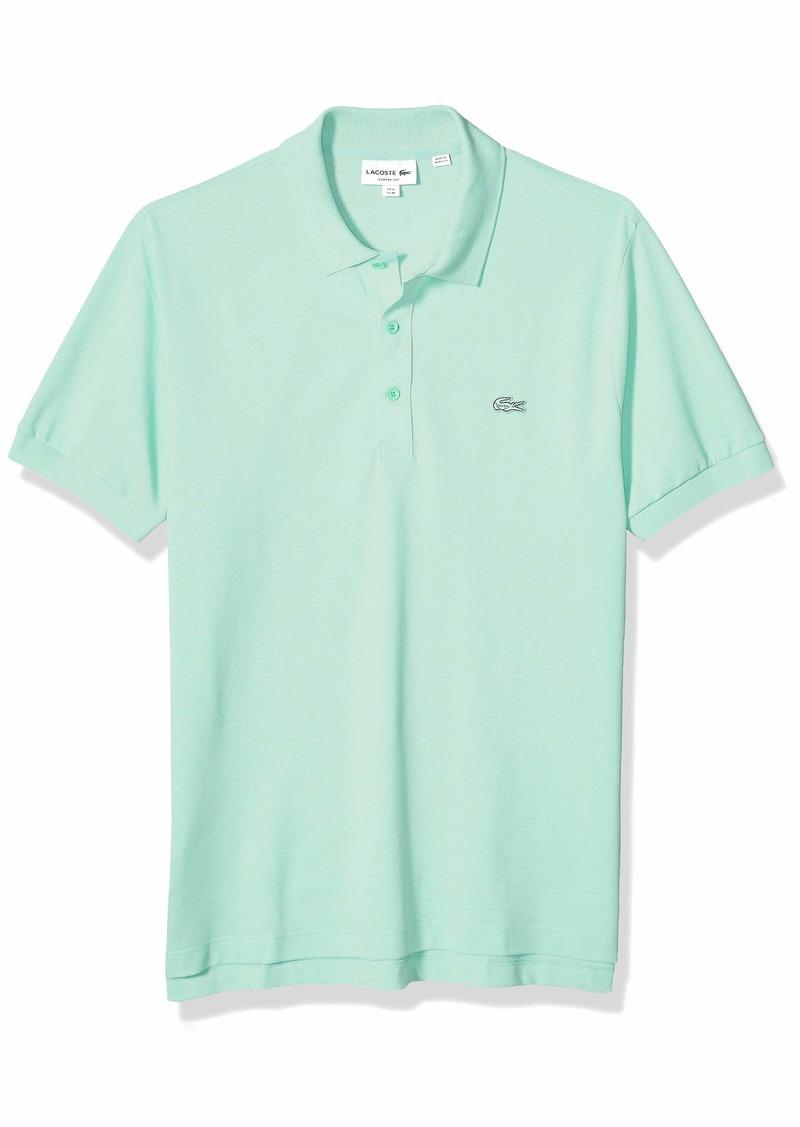 Lacoste Men's S/S ICE Pique Cotton Classic FIT Polo ASPERA