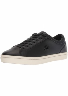 Lacoste Men's Straightset Sneaker  14 Medium US