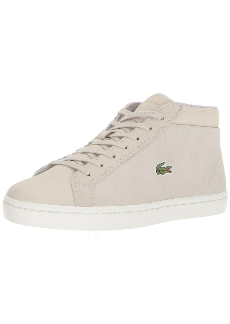 Lacoste Men's Straightset SP CHUK 417 1 Sneaker   M US