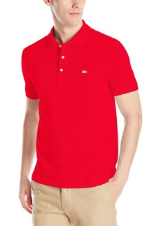 Lacoste Men's Stretch Mini Pique Slim Fit Polo Shirt  7