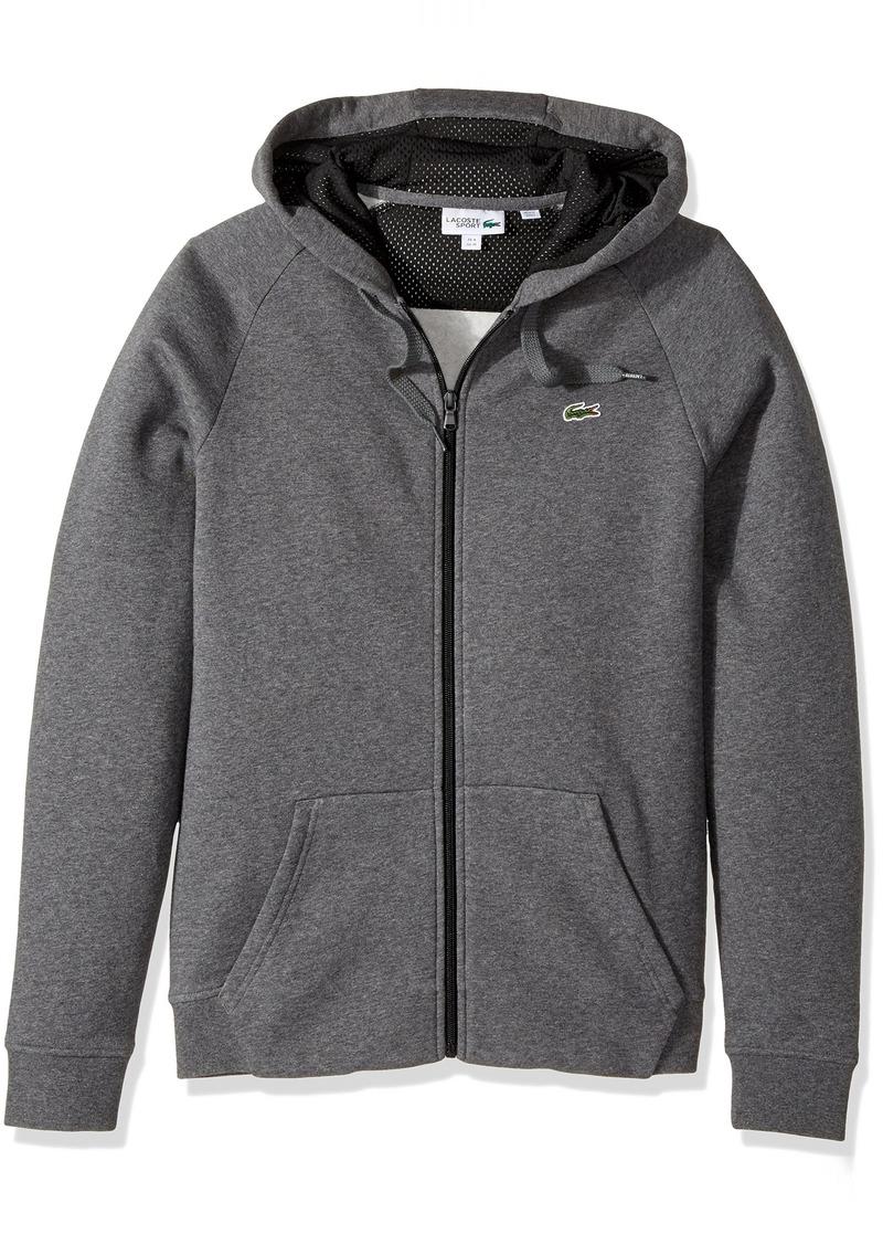 d4be362f99 Men's Tennis Brushed Fleece Full Zip Hoodie Sweatshirt