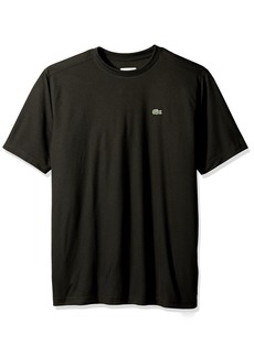 Lacoste Men's Tennis Short Sleeve T-Shirt  Size 6