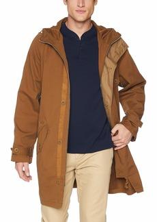 Lacoste Men's Twill Parka Jacket Bh3946