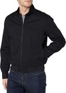 Lacoste mens Twill Regular Fit Jacket   US