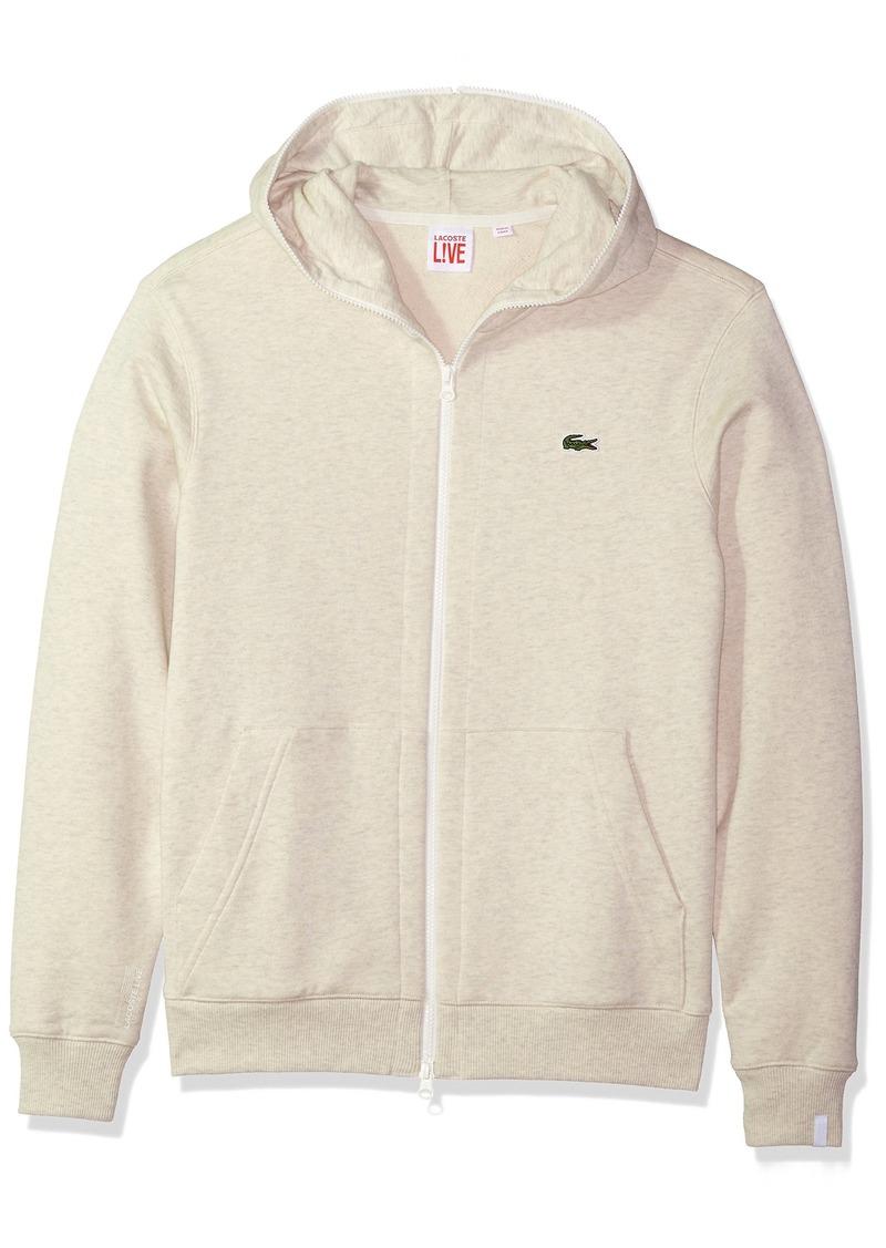 06131b3930b4 Lacoste Lacoste Men s Unisex Fleece Full Zip Sweatshirt