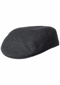 Lacoste Men's Wool Broadcloth Driver Cap  M