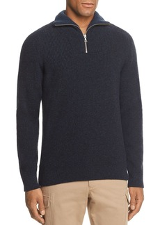 Lacoste Quarter-Zip Sweater - 100% Exclusive