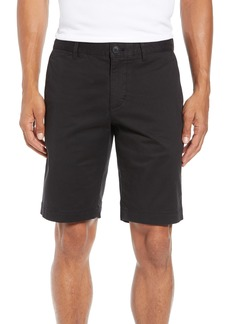 Lacoste Slim Fit Stretch Cotton Shorts