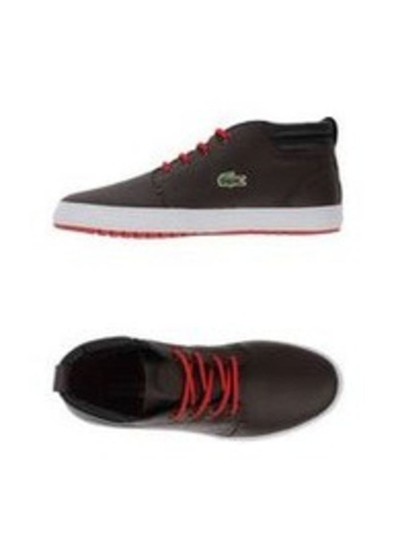 LACOSTE SPORT - High-tops