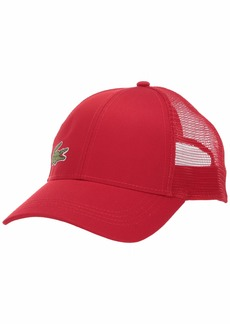 Lacoste Sport Men's Trucker Cap red ONE