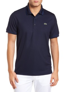 Lacoste Sport Piped Piqué Tech Polo