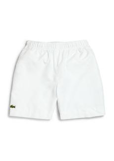 Lacoste Toddler's & Little Boy's Sport Taffeta Tennis Shorts