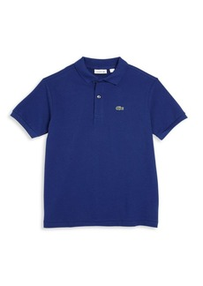 Lacoste Toddler's & Little Boy's Classic Piqué Polo