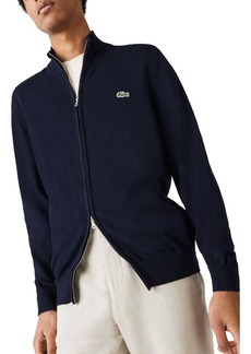 Lacoste Two Way Zip Jacket