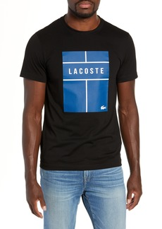 Lacoste Ultra Dry Regular Fit Jersey T-Shirt