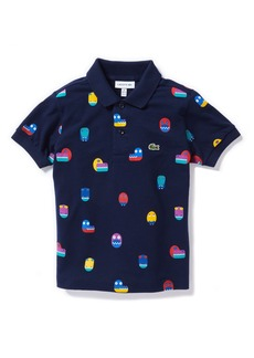 Lacoste Video Game Print Polo