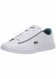 Lacoste Women's Carnaby Sneaker   Medium US