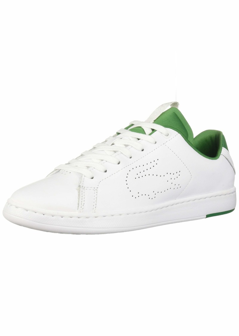 Lacoste Women's Carnaby EVO Sneaker   Medium US