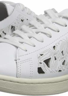 Lacoste Women's Carnaby EVO Sneaker White  Medium US