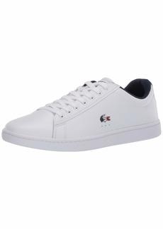 Lacoste Women's Carnaby EVO TRI 1 SFA Sneaker   Medium US