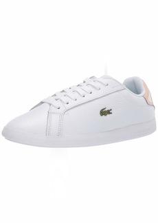 Lacoste Women's Graduate 120 1 SFA Sneaker   Medium US