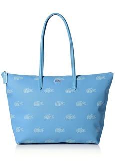 Lacoste Women's L.12.12 Concept Croc Animation Large Shopping Bag