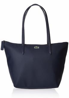 Lacoste Womens L.12.12 Small Tote Bag Shoulder Handbag