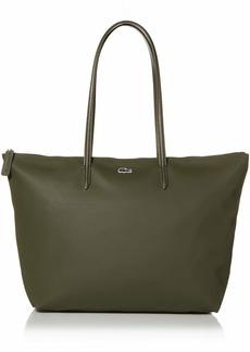 Lacoste womens L.12.12 Tote Shoulder Handbag   US
