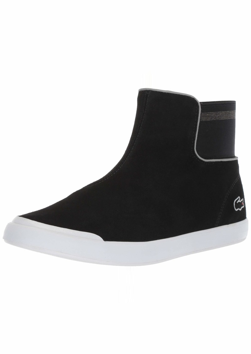 Lacoste Women's Lancelle Chelsea Boot   Medium US