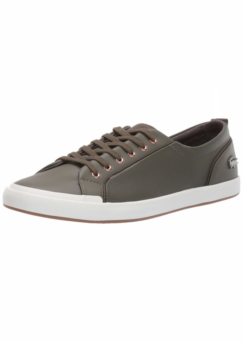 Lacoste Women's Lancelle Shoe  10 Medium US