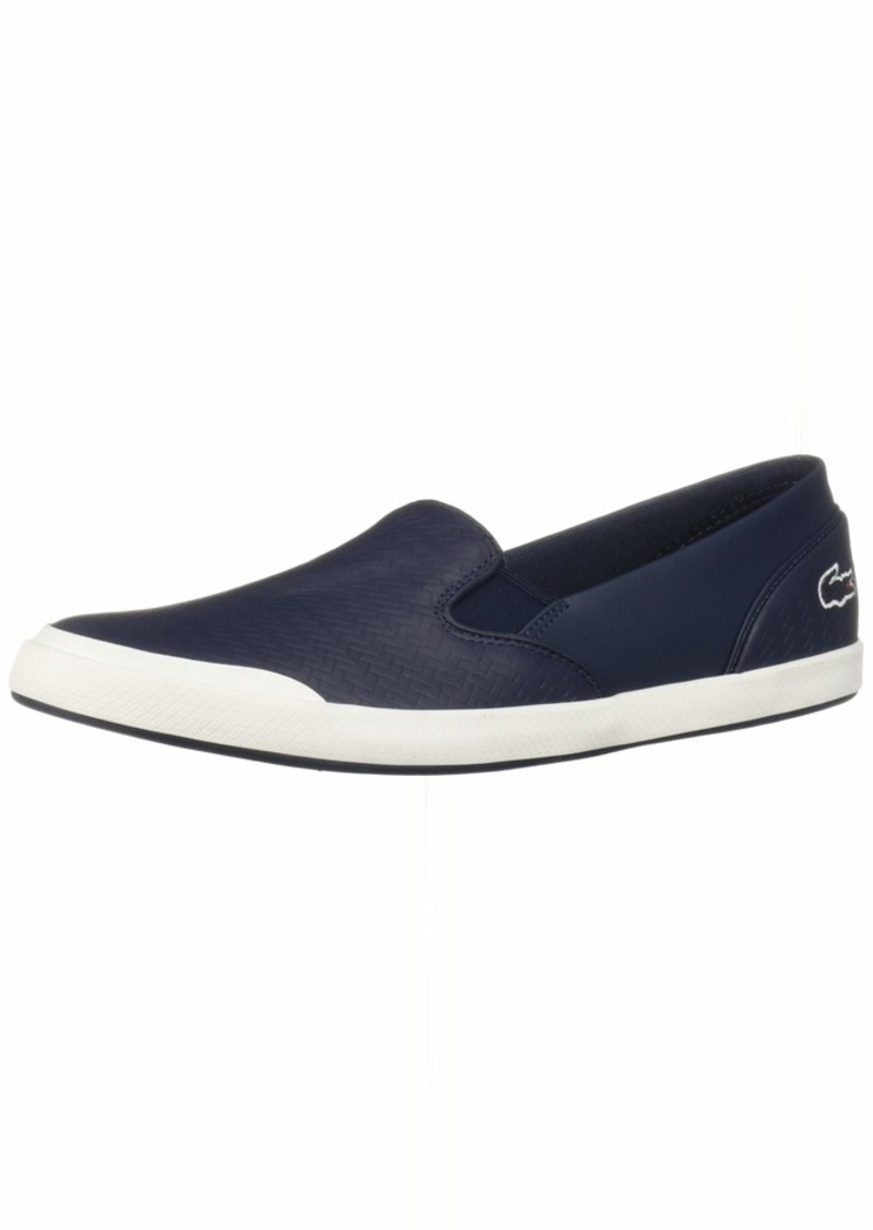 Lacoste Women's Lancelle Sneaker   Medium US