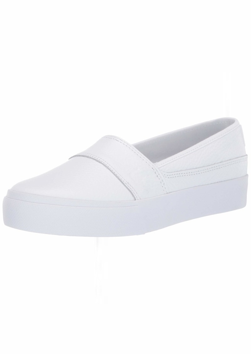 Lacoste Women's Marice Shoe  6.5 Medium US