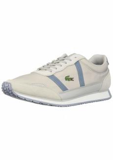 Lacoste Women's Partner Sneaker   Medium US