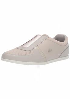 Lacoste Women's Rey Sneaker   Medium US