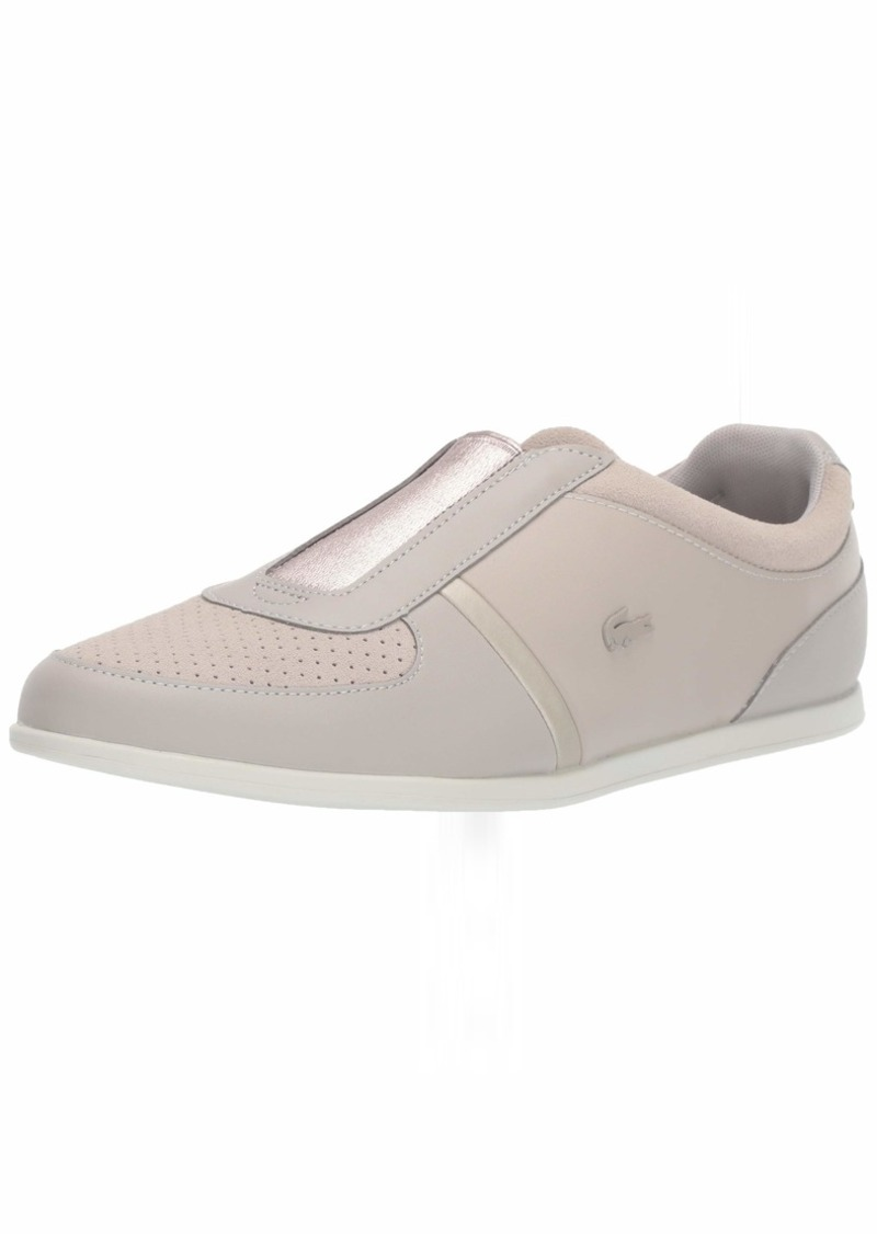 Lacoste Women's Rey Sneaker   Medium US