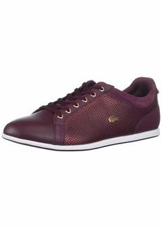 Lacoste Women's Rey 418 1 Sneaker   Medium US