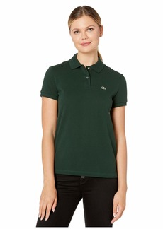 Lacoste Women's Short Sleeve Classic FIT Pique Polo