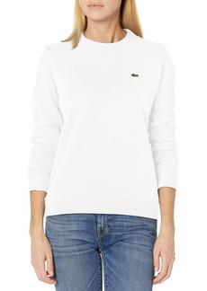 Lacoste Women's Sport Long Sleeve Crewneck Sweatshirt