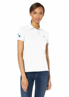 Lacoste Women's Sport Miami Open Edition Petit Piqué Polo